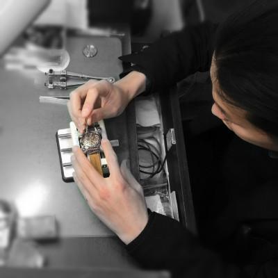 アーク時計修理の紹介